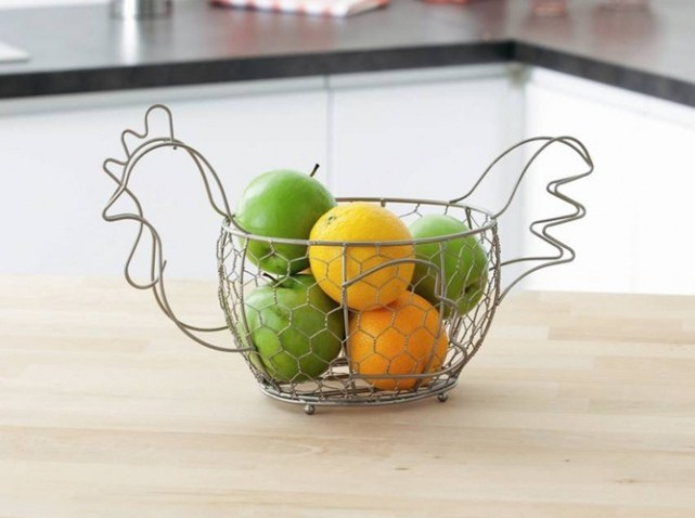 Deco-poule-corbeille-a-fruits