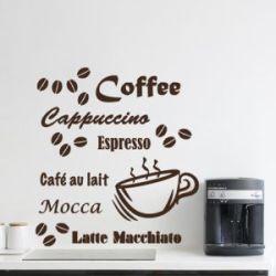 sticker café