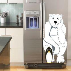 sticker pour le frigo