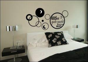 tete de lit bonne nuit